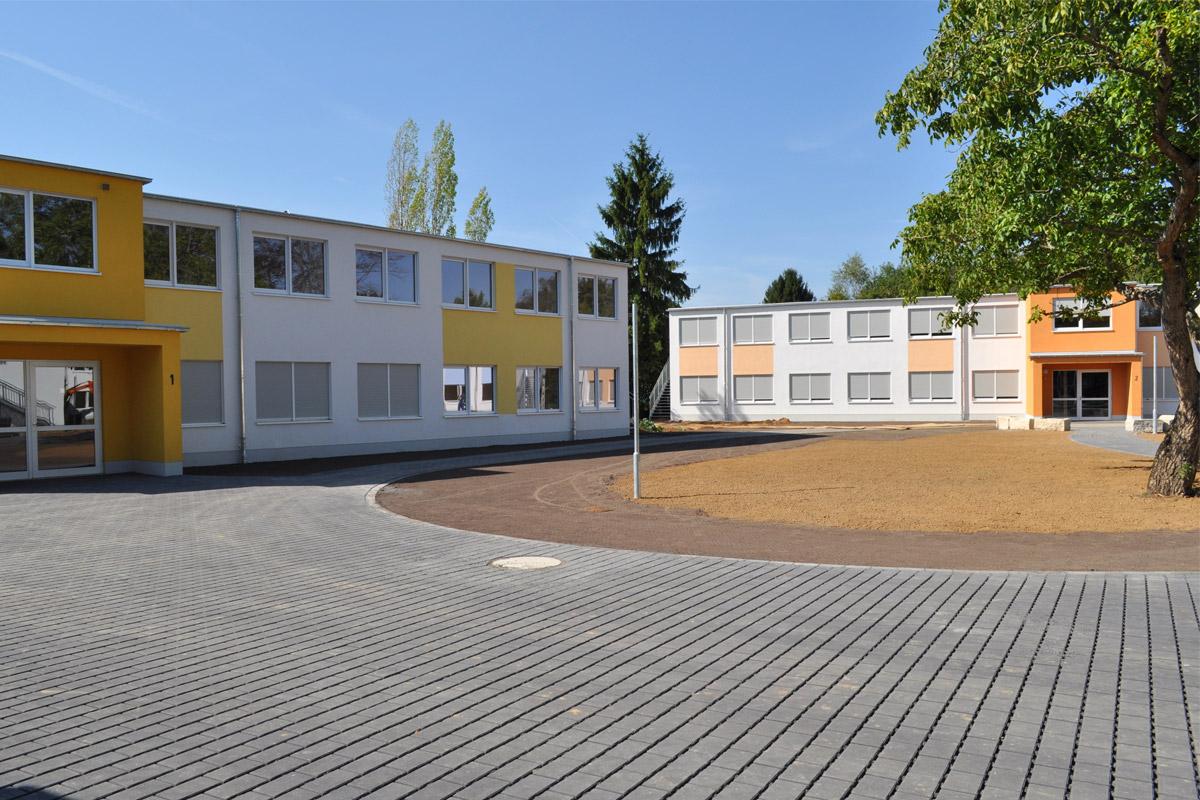 Bad Homburg, Flüchtlingswohnanlage