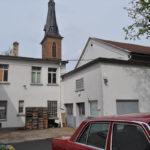Frankfurt Eckenheim, Umbau Festsaal, Außenansicht – vorher
