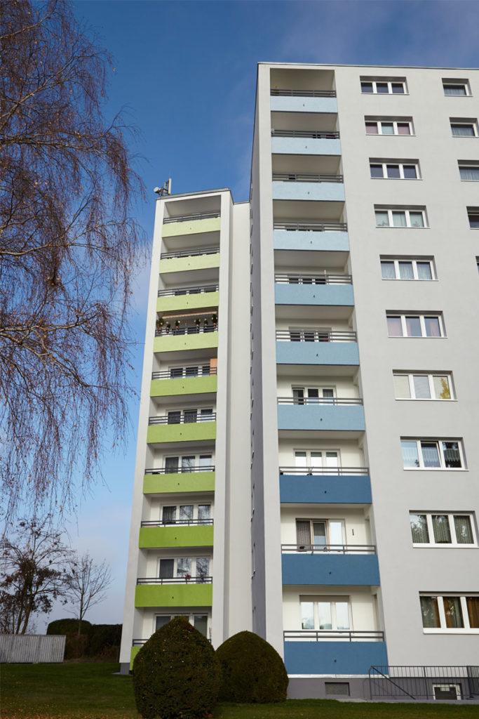 Bad Vilbel, Hochhausmodernisierung