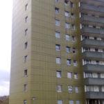 Bad Vilbel, Hochhausmodernisierung, vorher