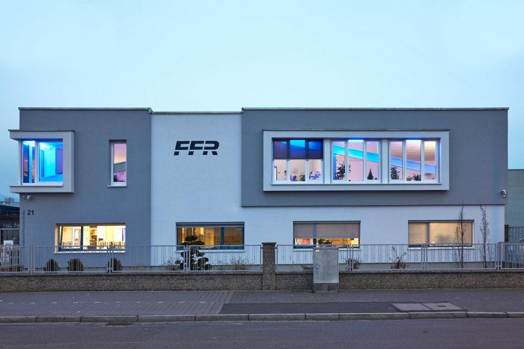 Frankfurt-Fechenheim, Aufstockung Büro
