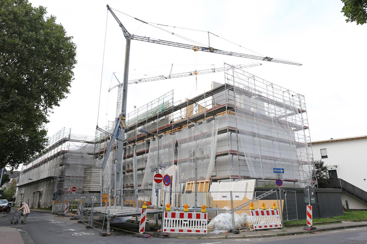 Frankfurt-Ginnheim, 92 Wohnungen