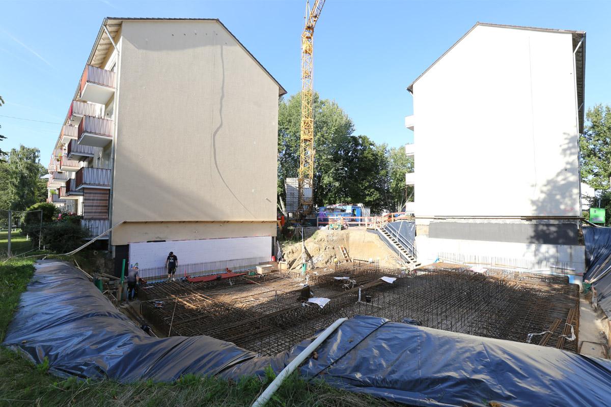 Steinbach, Quartier Hessenring
