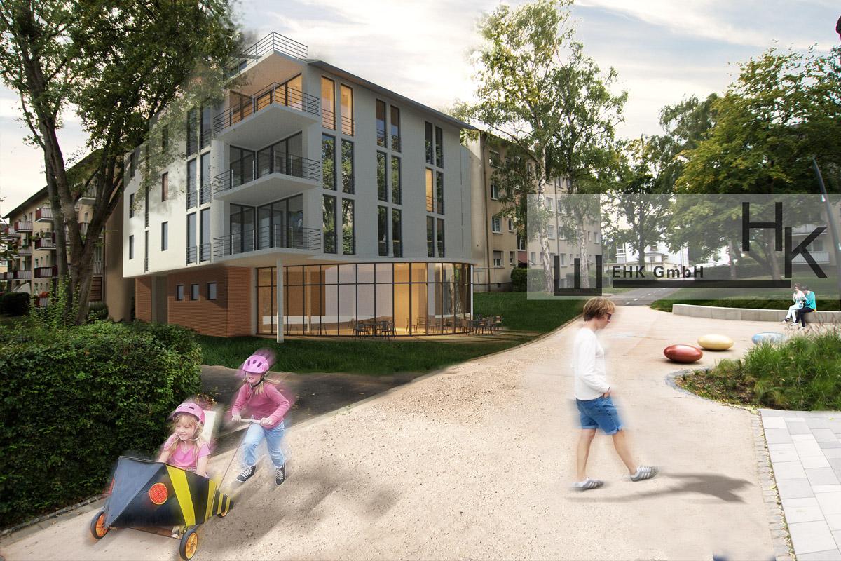Steinbach, Quartier Hessenring, Visualisierung